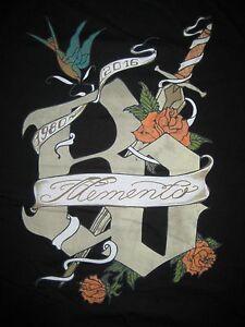 NEU MEMENTO Tour Shirt 2016 in XL von der Generalprobe Böhse Onkelz oi