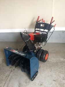 "Murrana snowblower 28""/357cc"