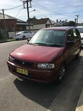 1997 Mazda 121 Hatchback Hamilton Newcastle Area Preview