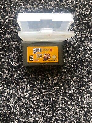 Super Mario Advance 4 Super Mario Bros 3 Nintendo Game Boy Advance 2003 Tested