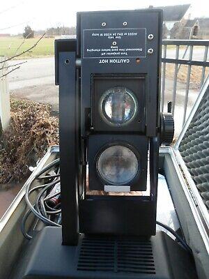 Vintage Bell Howell Overhead Projector Model 1707 Germany W Hard Case