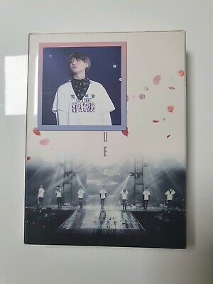 BTS 2016 Live HYYH On Stage Epilogue Concert DVD Full Set Photo Card SUGA