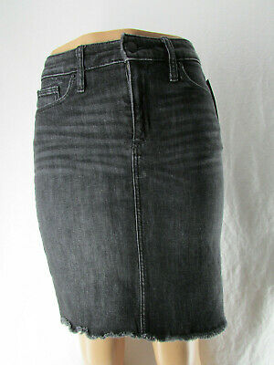 Universal Thread Women's Denim Mini Skirt Black Assorted Sizes New