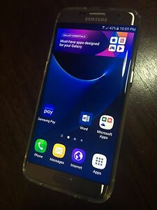 Samsung Galaxy S7 edge gold Meadowbrook Logan Area Preview