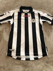 Udinese Jersey 2012/2013 Small Legea Original Home Shirt