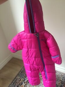 Baby Columbia snowsuit