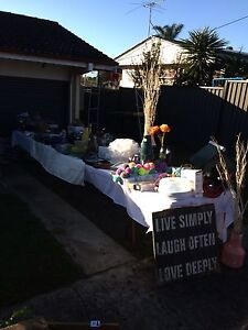 Garage Sale on now Tingalpa Brisbane South East Preview
