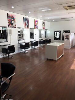 Hair and Beauty Salon For Sale in  Gerringong $30 000.00 plus SAV neg