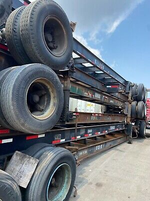 540 Gooseneck Container Chassis