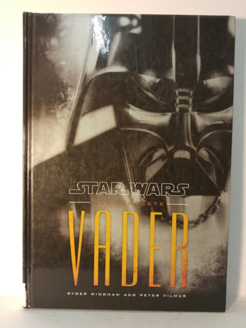 Star Wars: The Complete Vader Oversized hard cover