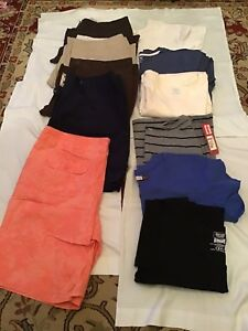 Assorted Shorts/T-Shirts Size 12 / XL - All for $15
