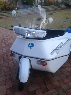 Nippi Disabled Scooter