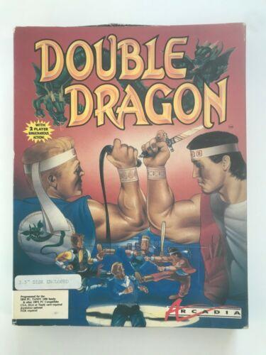 Double Dragon (DOS) - IBM PC Tandy 1000