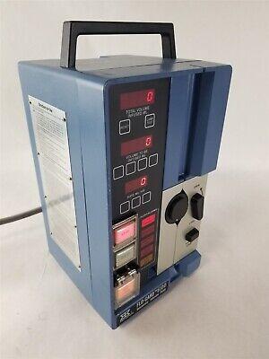 Travenol Baxter Flo-gard 6100 Hospital Volumetric Infusion Pump Fluid Delivery
