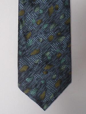 Adam Seide (schöne Krawatte von Creation ADAM - Seide - Blautöne)