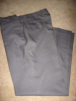 Mens Gray CALVIN KLEIN Dress Pants 34 x 32