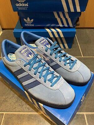 Adidas Tahiti OG UK 9 Eu 43 Island City Series Koln Frankfurt 2015 Deadstock New