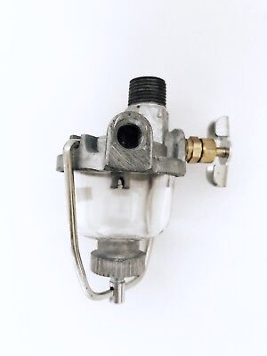 All Fuel Tractor Sediment Bowl Assembly Fuel Filter