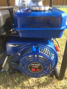 """3"""" Hy-spec pump with 100' of hose"""