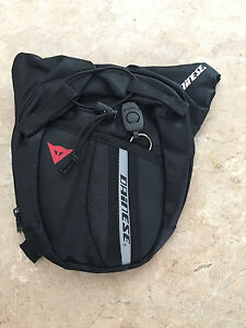 Motorcyclist leg bag - very useful and stylish  (brand new)