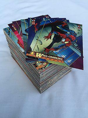 1994 Amazing Spider-Man Complete Set 150 Cards