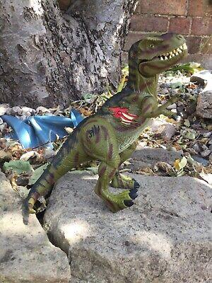 Jurassic Park III Dinosaur Figure T-Rex JP3 Working Sound Nr Mint!