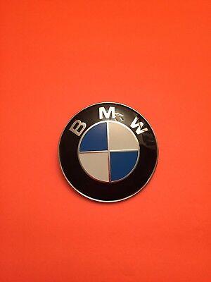 BMW Hood/Trunk Emblem 82mm 2 Pins
