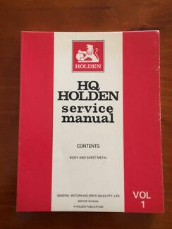 Holden hq hj v8 service manual can post other parts hq holden service manual sciox Gallery