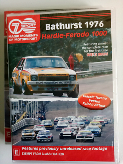 1976 bathurst motorsport dvd