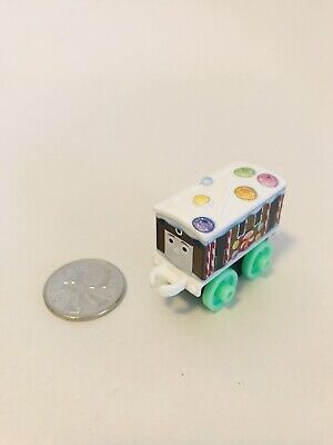 Holiday Christmas Toby J29A Thomas & Friends MINI Trains Advent 2015 1.5""