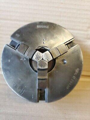 Hardinge Lathe Chuck 5 Model 30ahc 3-jaw Index Indexer