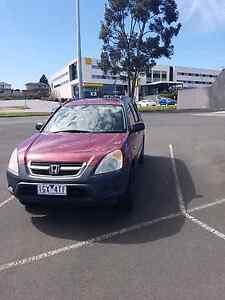 Honda crv 2002 price dropped Doveton Casey Area Preview