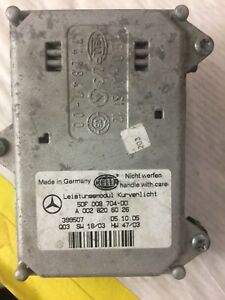 MERCEDES-BENZ HEADLIGHT BALLAST XENON HID 5DF00870400