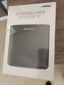 Bose- speaker and headphones. Brand new in box and shrinkwrap.
