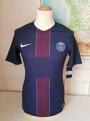 Maillot home M PSG 2016-2017 stock pro/player issue sans sponsor neuf