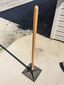 Ground tamper