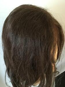 Hairdressing head mannequin REAL HAIR Jan Juc Surf Coast Preview