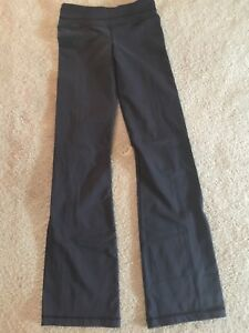 Lululemon grove pants black