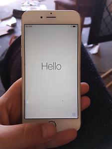 White iphone 6s Christie Downs Morphett Vale Area Preview