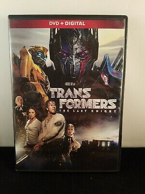 Transformers - The Last Knight (DVD, 2017) - G0308