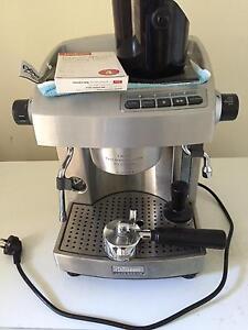 Coffee machine sunbeam cafe series in brisbane region qld sunbeam cafe series coffee machine fandeluxe Images