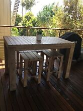 Outdoor table Skennars Head Ballina Area Preview