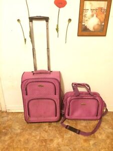MILLENNIUM suitcase and Cary bag