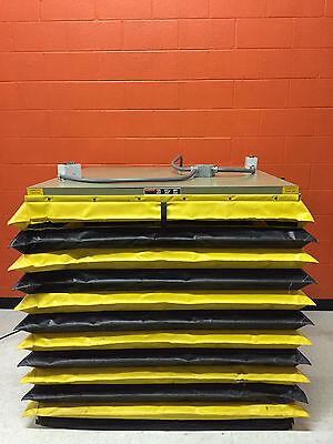 Southworth Ls2-36 2000 Lb Capacity Backsaver Hydraulic Scissor Lift Table