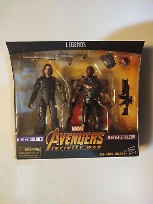 Marvel legends Winter Soldier/Falcon 2-pack