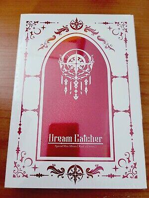 """DREAM CATCHER Special Mini Album """"Raid of Dream"""" Normal Ver - Seald New Album"""