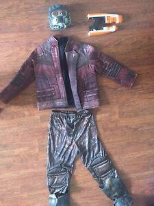 Avengers Star Lord costume youth size large