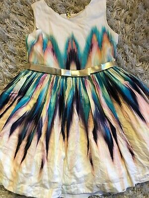 Girls Zoe LTD Sleeveless Dress Size 6 - Zoe Ltd Dress