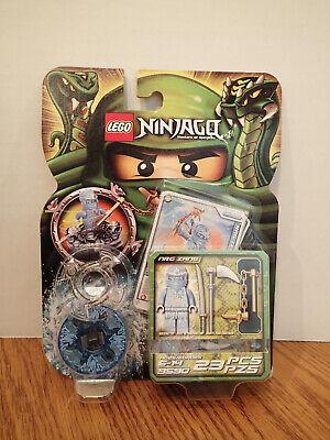 NEW Lego Ninjago NRG Zane Spinner 9590