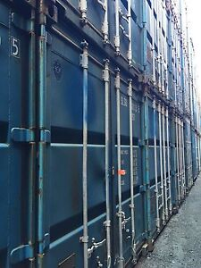 40ft Shipping Containers - SYDNEY Werrington County Penrith Area Preview